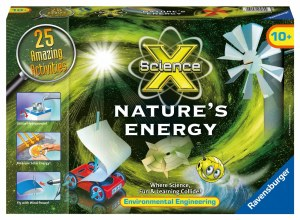 SCIENCE X NATURES ENERGY