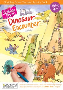 SD DINOSAUR ENCOUNTER