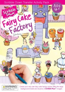 SD FAIRY CAKE FACTORY