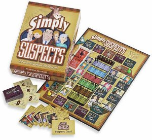 SIMPLY SUSPECTS