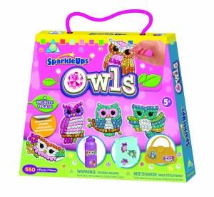 SPARKLEUPS OWLS