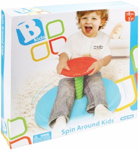 SPIN AROUND KIDS
