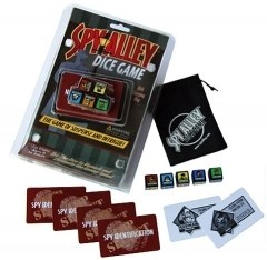 SPY ALLEY DICE GAME