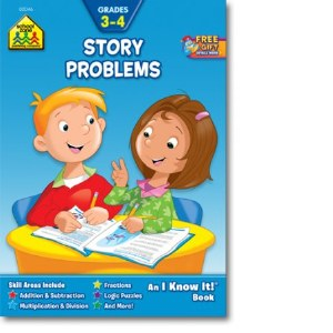 STORY PROBLEMS 3-4
