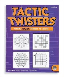 TACTIC TWISTERS BOOK A
