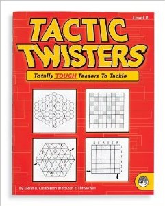 TACTIC TWISTERS BOOK B