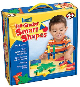 TALL STACKER PEG SMART SHAPES