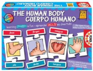 THE HUMAN BODY EDUCA