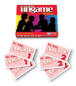 THE UNGAME ALL AGES VERSION