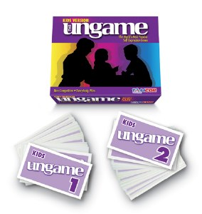 THE UNGAME KIDS VERSION