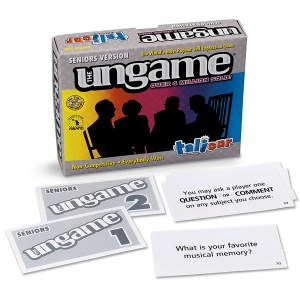 THE UNGAME SENIORS VERSION