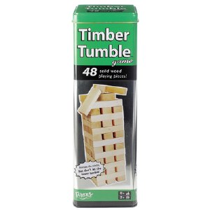 TIMBER TUMBLE TIN