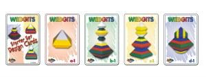 WEDGITS STARTER SET CARDS