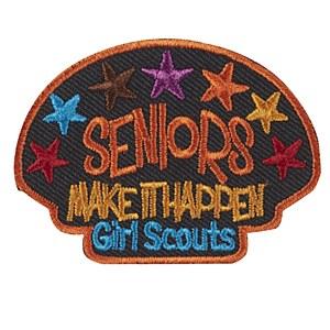 Seniors Make It Happen Patch
