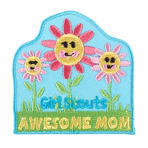 Awesome Mom Patch