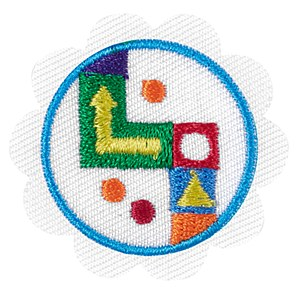 Daisy Board Game Design Challenge Badge