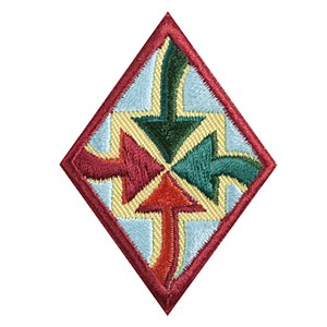 Cadette Finding Common Ground Badge