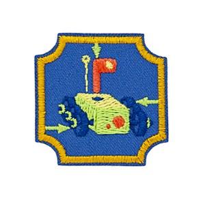 Ambassador Designing Robots Badge