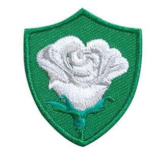 White Rose Crest