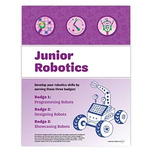 Junior Robotics Badges Requirements