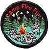 Camp Fire Fun Patch