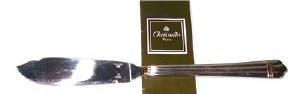 Christofle Aria Silver Fish Knife