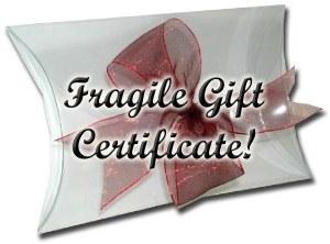 Gift Certificate(c) $200