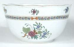 Herend Windsor Garden Round Bowl