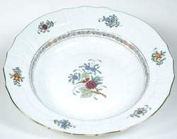 Herend Windsor Garden Rim Soup Plate