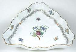 Herend Windsor Garden Triangle Dish