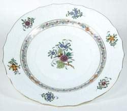 Herend Windsor Garden Dinner Plate