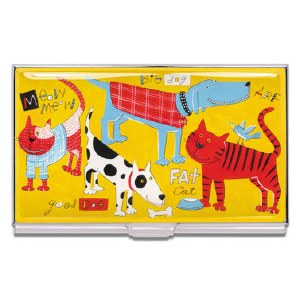 Acme Studios Cats And Dogs Card Case