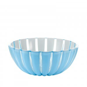 "Guzzini Grace Bowl 12"" Sea Blue"