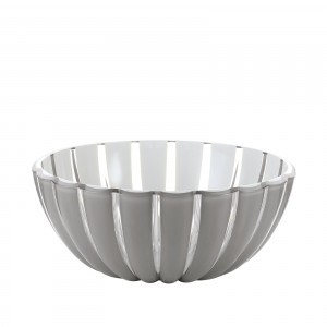 "Guzzini Grace Bowl 12"" Sky Grey"