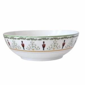 Bernardaud Limoges Grenadiers Open Vegetable Bowl