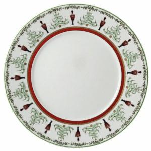 Bernardaud Limoges Grenadiers Accent Salad Plate