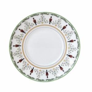 Bernardaud Limoges Grenadiers Salad Plate