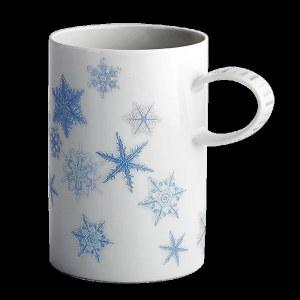Mottahedeh Snowflake Mug