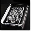 Orrefors Pearl Rectangular Platter