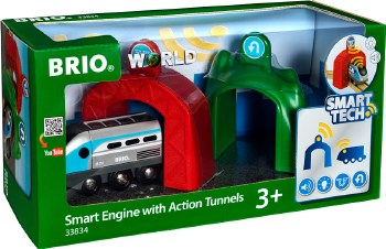 Smart Engine w/Action Tunnels