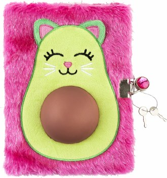 Squishy Journal Catocado