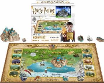 Harry Potter 4D Mini Hogwarts