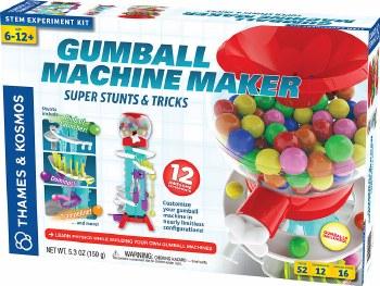 Gumball Machine Maker
