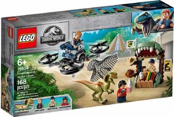 Jurassic Park Ditophosaurus