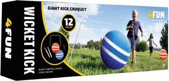 Wicked Kick Jumbo Kick Croquet