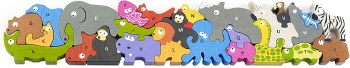 Animal Parade A to Z JUMBO