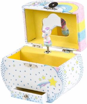 Unicorn Dream Music Box