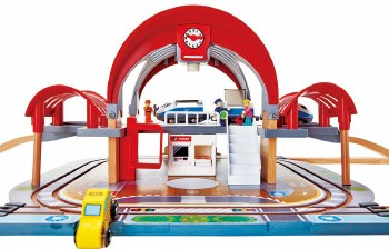 Grand City Station Train Set