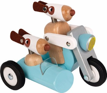 Spirit Sidecar Phillip