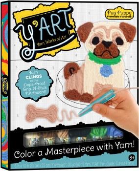 Y'Art Pug Puppy